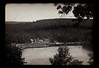 Lake on Saal River Germany - 1945
