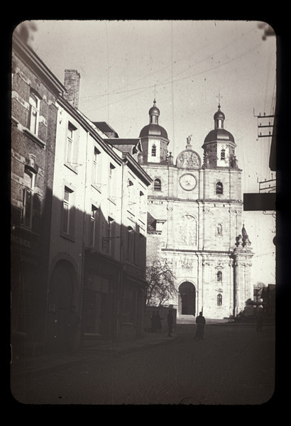 Church in St Hubert - 1945