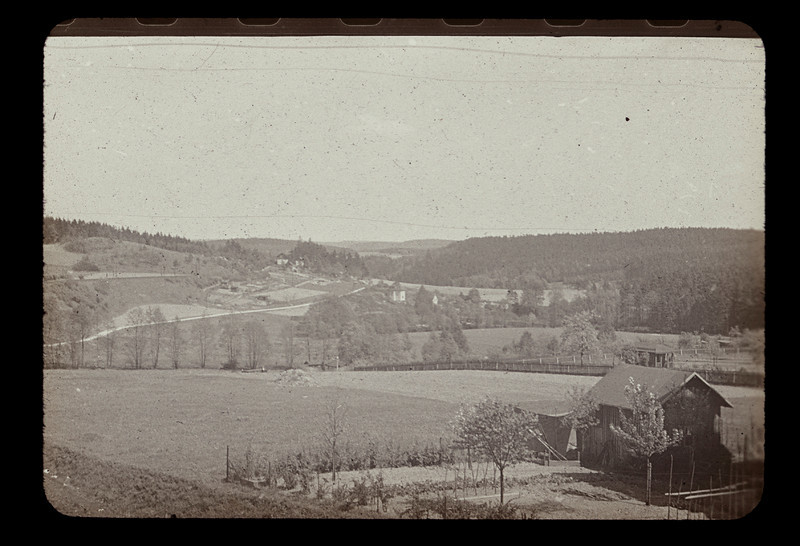 Scene near Plauen, Germany