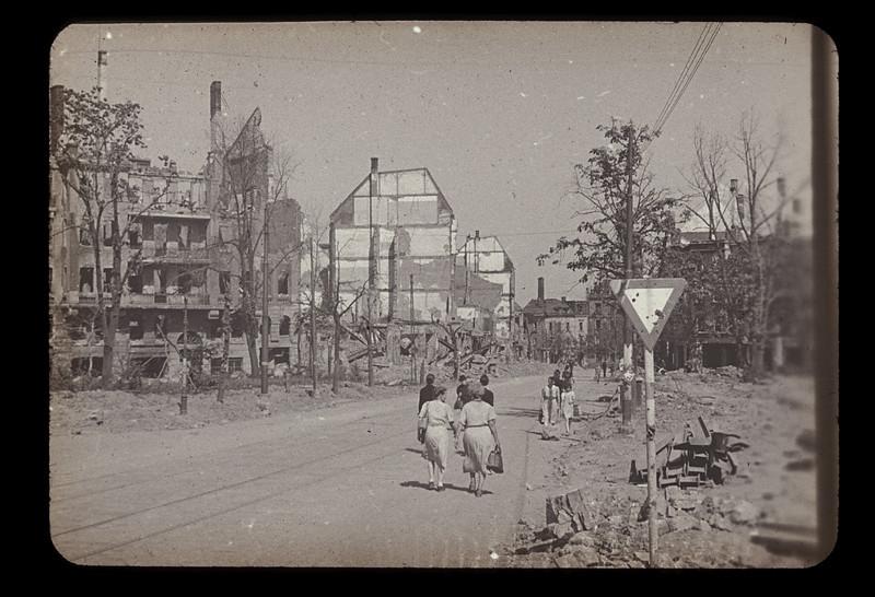 Plauen Street Scene