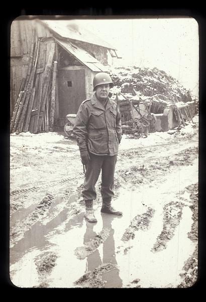 Lt Col Amen AG - 1945