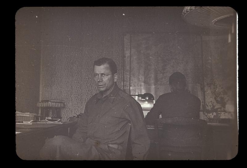 Lt Col Brown G4 - 1945
