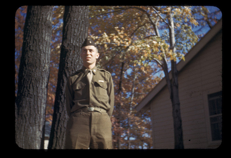 Officer Candidate School<br /> Ft Washington<br /> Wash DC area<br /> 1942