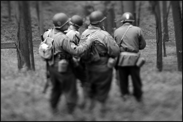 WW2 Reenactment