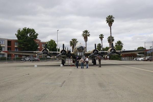 World War II era planes