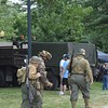 World War II reenactors brought history to life at the Chesterfield Township Historical Village July 13 and 14, 2019. (Photos by Katelyn Larese)