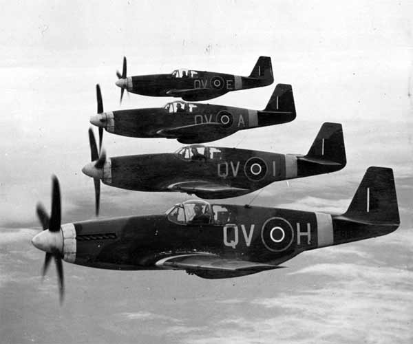 When World War II commenced, the resident Army Co-operation Wing (No 614 Squadron) of the airfield at Odiham moved to France, and No 225 Squadron, flying Lysanders, took possession of the Station.