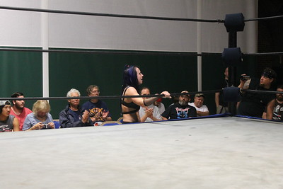 Nikki Valentine vs. Mistress Belmont