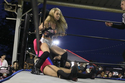 Alexxis Nevaeh vs. Sonya Strong