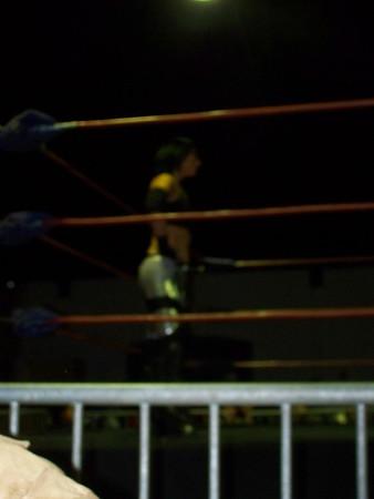 World Women's Wrestling  November 30, 2008
