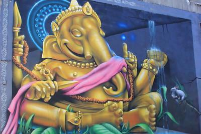 Vakra-Tunndda Maha-Kaaya Suurya-Kotti Samaprabha |