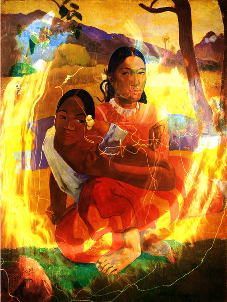 "Paul Gauguin ""Nafea Faa Ipoipo"""