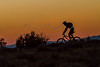 Nick Gobert riding the Golden Hour, Fruita, CO