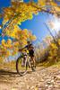 Maya Gobert riding at Beaver Creek, CO