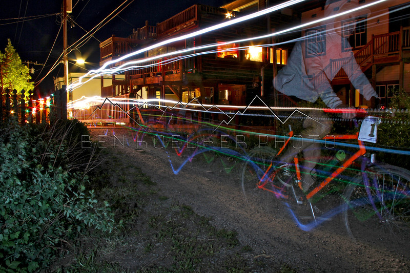 """24 Hour Townie Bike Race"" Crested Butte, CO"