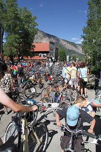 Fat Tire Bike Week, Crested Butte, CO
