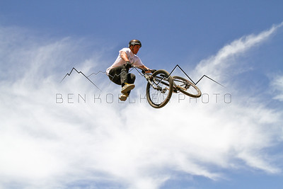 Teva Mountain Games Mountain Bike Big Air