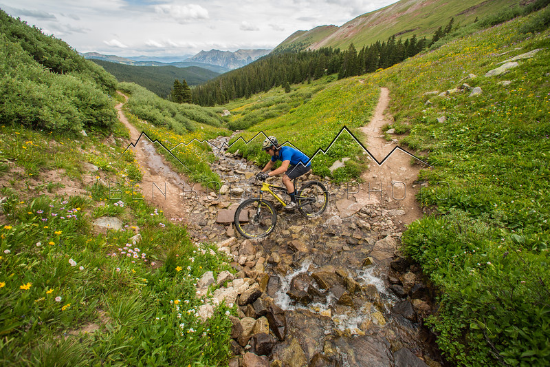 Paul Previtali, Colorado Trail