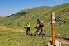 Kurt and Jennie at Kokomo Pass, Colorado Trail, CO
