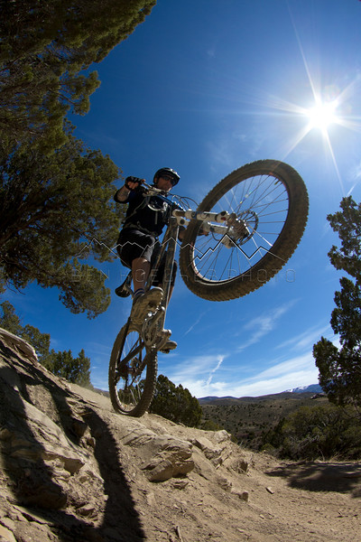 Rider: Nick Gobert in Edwards, CO