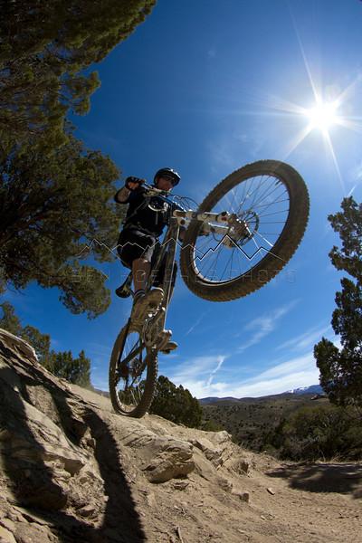 Rider: Nick Gobert in Edwards, CO