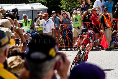 Rider: Cadel Evans