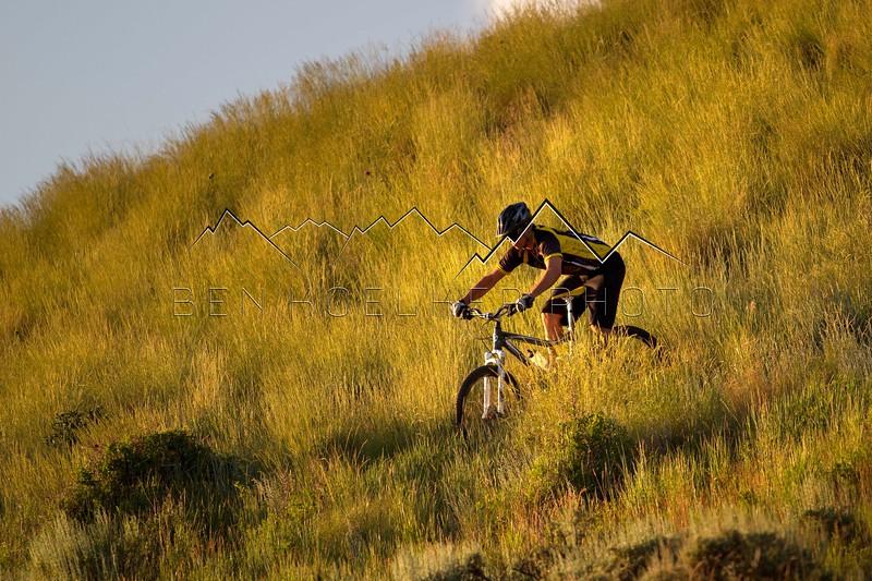 Mark Koelker on the Avon Downhill, Avon, CO