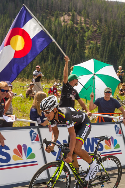 USA Pro Cylcing Challenge, Vail, CO