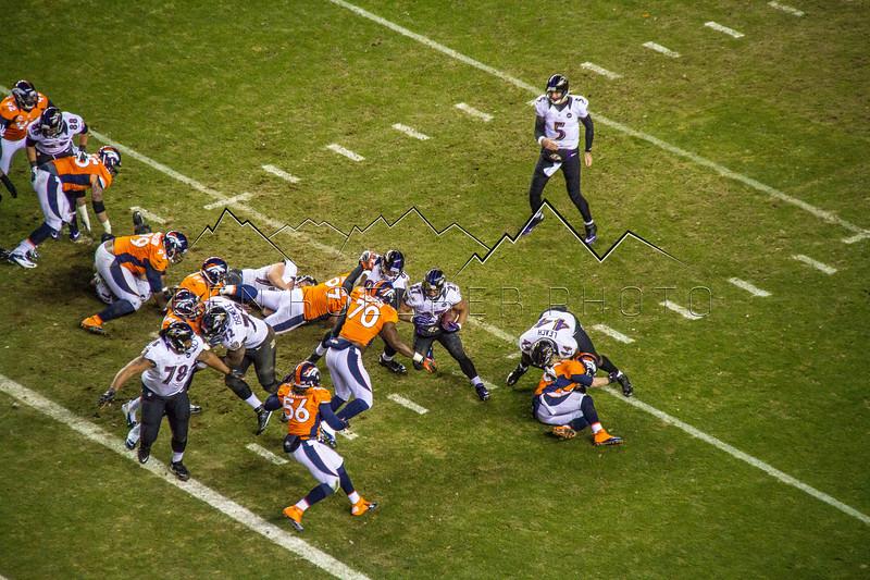 Baltimore Ravens at Denver Broncos