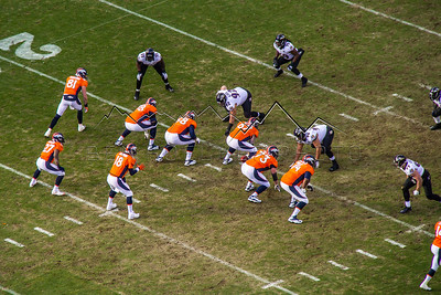 Baltimore Ravens at Denver Broncos