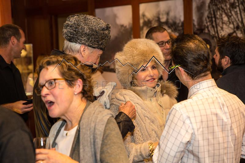 Betteridge Vodka, Fur and Diamonds Party '15