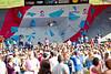Climber at GoPro Games at Vail, CO