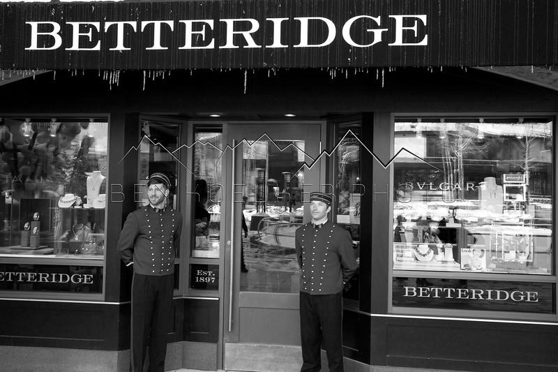 AE Betteridge