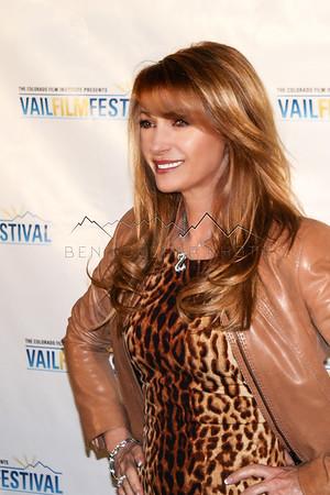 Jane Seymour, Vail Film Festival