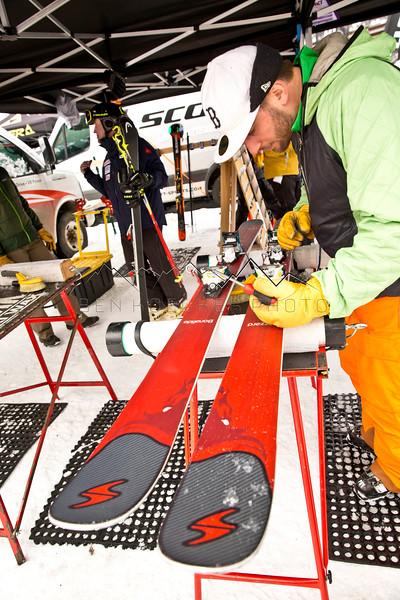 SIA's On-Snow Ski Show