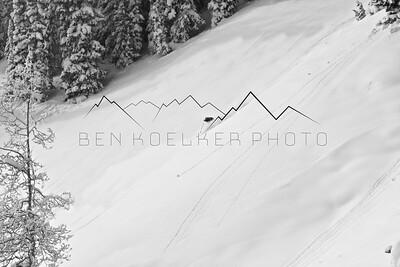 Drew Rouse, Northern Sawatch Range, CO
