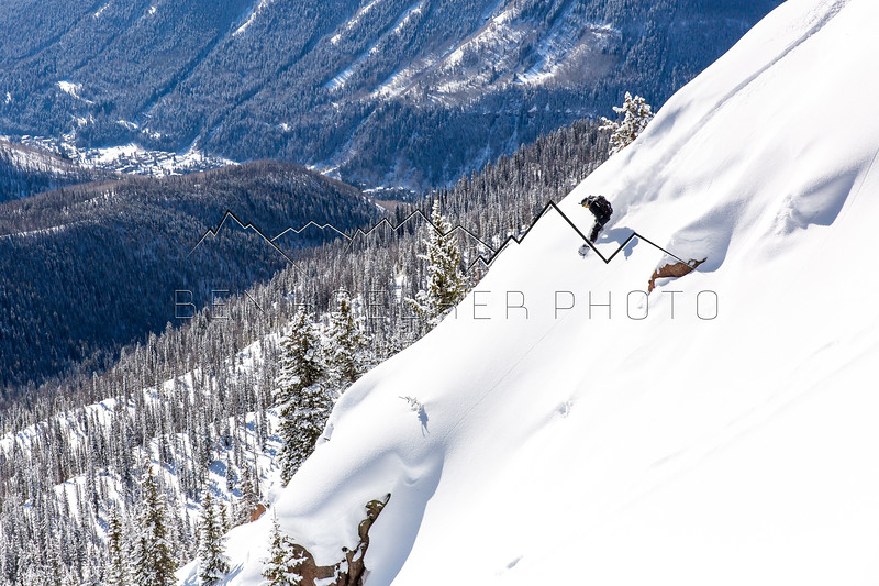Jon Adgate, Vail, CO backcountry