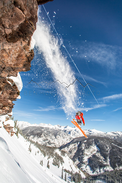 Sean Delaney, Vail, CO Backcountry