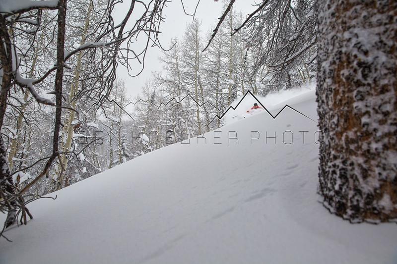 Garrett Fletcher, Northern Sawatch Range, CO