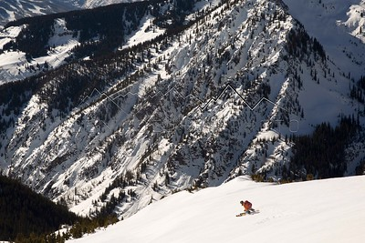 Gary Fondl, Outpost Peak, CO 1/27/15