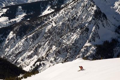 Gary Fondl, Outpost Peak, CO 1/27/15