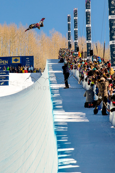 Arthur Longo, US Open Vail, CO