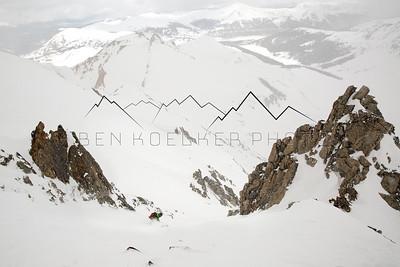 13,864' Clinton Peak