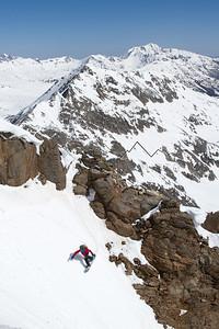Mike Hood, Savage Peak, CO