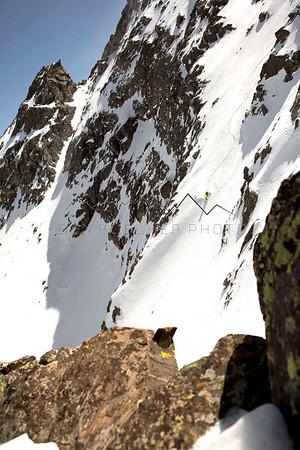 Joe Otremba, Fool's Peak, CO
