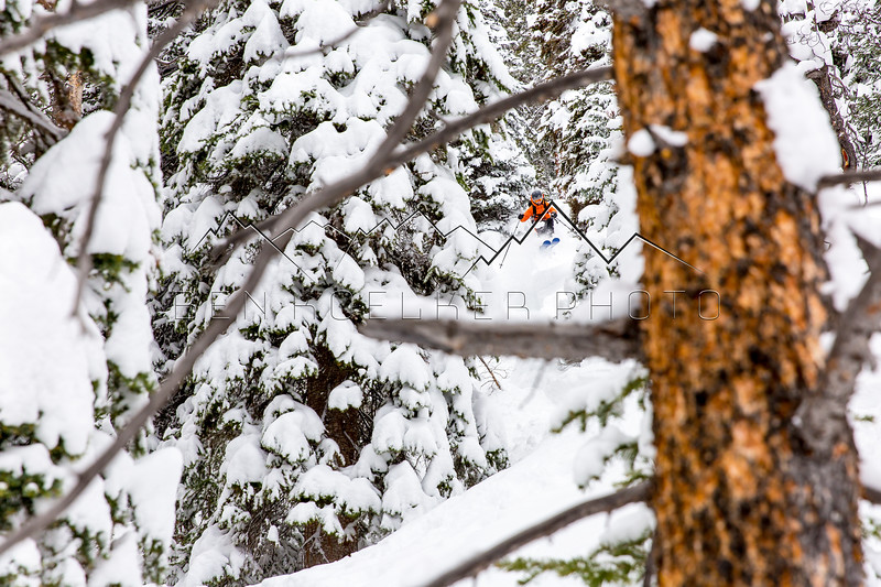 Rebecca Selig, Vail, CO backcountry