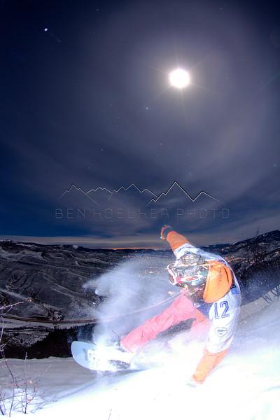 Kyle McCafferty, Northern Sawatch Range, CO