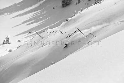 Kurt Olesek, Northern Sawatch Range, CO