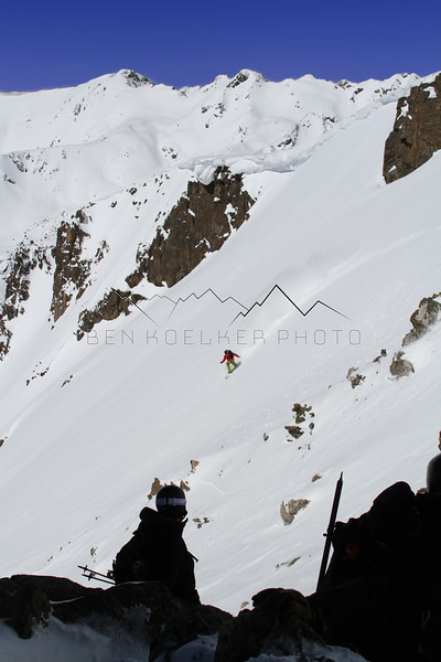 Mike Hood, Northern Sawatch Range, CO