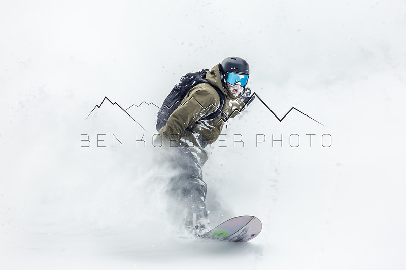 Rob Johnsen, Vail, CO Backcountry